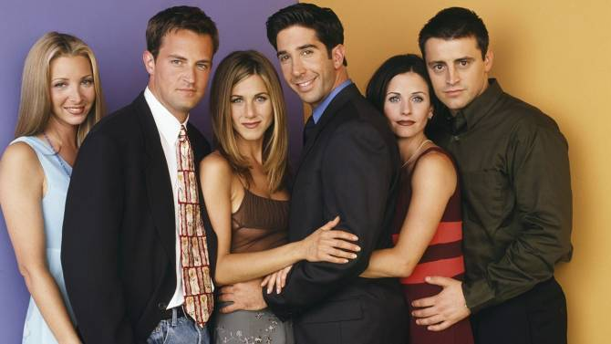 'Friends' Reunion Special Set To Resume Production