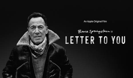 Review: 'Bruce Springsteen's Letter To You'