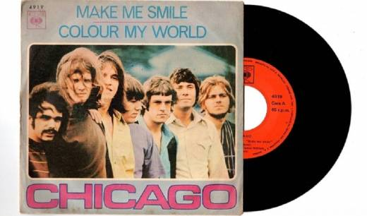 Today's Song You Should Know: 'Colour My World' By Chicago