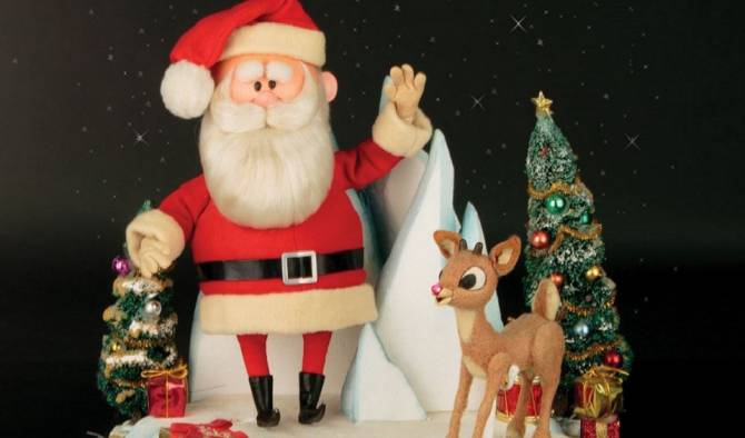 Figures From 'Rudolph The Red-Nosed Reindeer' Fetch  Nearly 300K At Auction