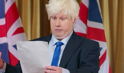 Netflix US Cuts Matt Lucas Impression Of Boris Johnson From 'Great British Baking Show' (Video)