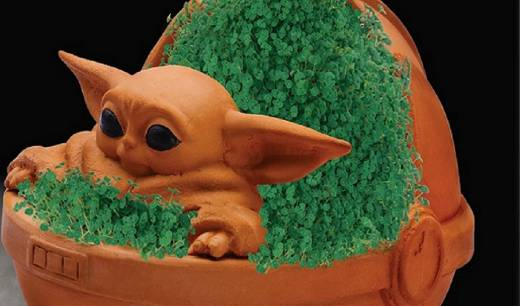 So What Says 2020 More Than A Baby Yoda Chia Pet?