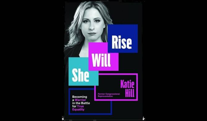 Book Review: 'She Will Rise' By Katie Hill