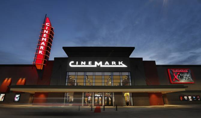 Cinemark Set To Open 5 Theatres In Las Vegas