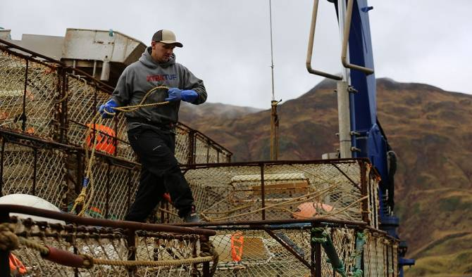 Review: 'Deadliest Catch'